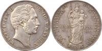 Doppelgulden 1855 Bayern Maximilian II. Jo...