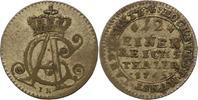 1/12 Taler 1745  IK Münster-Bistum Clemens...