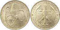 3 Mark 1929  A Weimarer Republik  Vorzüglich