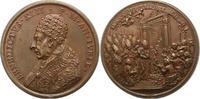 Bronzemedaille 1725 Italien-Kirchenstaat V...