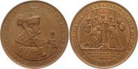 Bronzemedaille 1839 Reformation 300-Jahrfe...