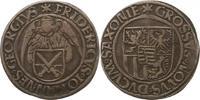 Schreckenberger 1507-1525 Sachsen-Kurfürst...