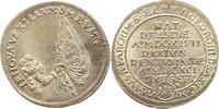 Groschen 1691  IK Sachsen-Albertinische Li...