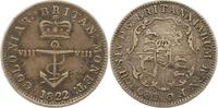 1/8 Dollar 1822 Britisch West Indien Georg...