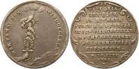 Silbermedaille 1745 Brandenburg-Preußen Fr...