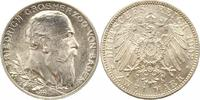 2 Mark 1902 Baden Friedrich I. 1856-1907. ...