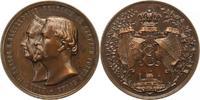 Bronzemedaille 1892 Sachsen-Coburg-Gotha E...