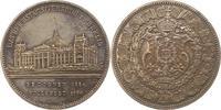 Silbermedaille 1894 Brandenburg-Preußen Wi...