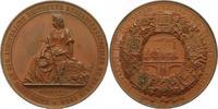 Bronzemedaille 1844 Brandenburg-Preußen Fr...