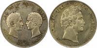 Geschichtstaler 1826 Bayern Ludwig I. 1825...