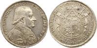 Taler 1796 Eichstätt, Bistum Joseph Graf von Stubenberg 1790-1802. Vorz... 545,00 EUR free shipping