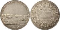 Doppeltaler 1841 Frankfurt-Stadt  Schöne Patina. Sehr schön +  275,00 EUR free shipping