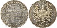 Taler 1859 Frankfurt-Stadt  Winz. Kratzer, sehr schön - vorzüglich  85,00 EUR  +  4,00 EUR shipping