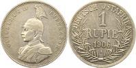 Rupie 1906  A Deutsch Ostafrika  Sehr schön