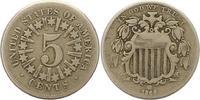 5 Cent 1866 Vereinigte Staaten von Amerika  Schön  12,00 EUR  +  4,00 EUR shipping