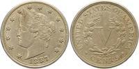 5 Cent 1887 Vereinigte Staaten von Amerika...