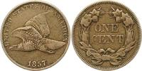 Cent 1857 Vereinigte Staaten von Amerika  ...