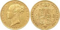 1/2 Sovereign Gold 1871 Großbritannien Vic...