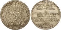 Silbermedaille 1717 Memmingen  Prachtexemp...