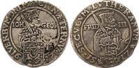 1/8 Taler 1617 Sachsen-Albertinische Linie...