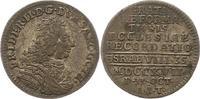 Groschen 1717 Sachsen-Gotha-Altenburg Frie...