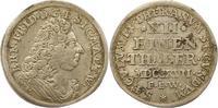 1/12 Taler 1717 Sachsen-Hildburghausen Ern...