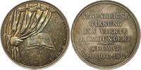 Silbermedaille 1817 Sachsen-Weimar-Eisenac...