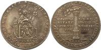 Augsburg. Silbermedaille 1730 Reformation ...