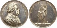 Silbermedaille 1817 Reformation 300-Jahrfe...