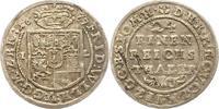 1/24 Taler 1667  IL Brandenburg-Preußen Fr...
