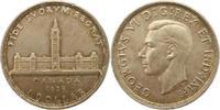 Dollar 1939 Kanada  Vorzüglich - Stempelglanz