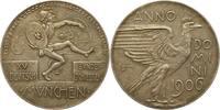 Silbermedaille 1906 Bayern-München, Stadt ...