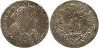 Tari zu 20 Grana 1698 Italien-Neapel Carlo...