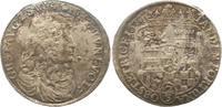 Gulden 1676 Sayn-Wittgenstein-Hohenstein G...