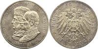 5 Mark 1909 Sachsen Friedrich August III. ...