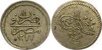 20 Para 1871 Ägypten Abdul Aziz 1277-1293 ...