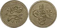 20 Para 1873 Ägypten Abdul Aziz 1277-1293 ...