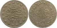 1 Qirsh 1911 Ägypten Muhammad V 1909-1914....