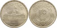 25 Piaster 1956 Ägypten Republik 1952-2013...