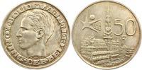 50 Francs 1958 Belgien-Königreich Baudouin...