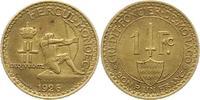Franc 1926 Monaco Louis II. 1922-1949. Vor...