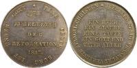 Silbermedaille 1817 Frankfurt-Stadt  Vorzü...
