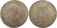 Taler 1765 Sachsen-Albertinische Linie Xav...