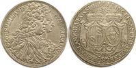 Taler 1696 Schwarzenberg Ferdinand Wilhelm...
