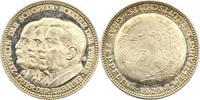 Silbermedaille 1929 Luftfahrt  Polierte Pl...