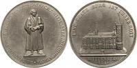 Zinnmedaille 1846 Reformation 300. Todesta...