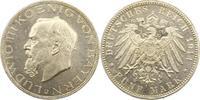 5 Mark 1914  D Bayern Ludwig III. 1913-191...