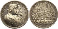 Silbermedaille 1730 Nürnberg-Stadt  Schöne...