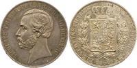 Taler 1866  B Oldenburg Nicolaus Friedrich...
