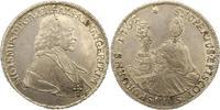 Taler 1761 Salzburg Sigismund von Schratte...